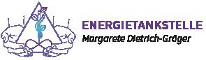 Energietankstelle | Margarete Dietrich-Gröger Logo